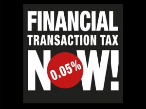 Financial Transaction Tax campaign