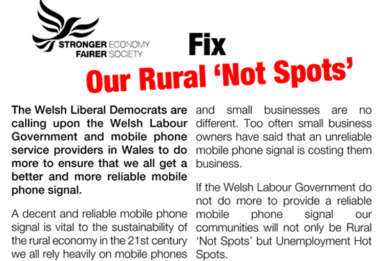 Build Up Blog: Campaigning on Rural Issues in Wales