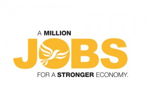 A Million Jobs for a Stronger Economy