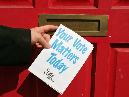 Vital council by-election tomorrow – can you help?