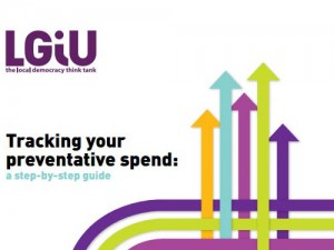 LGiU's latest booklet on tracking and maximising local authorities' preventative spending.