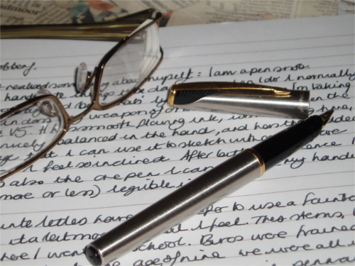 Build up blog: Writing good letters to the press