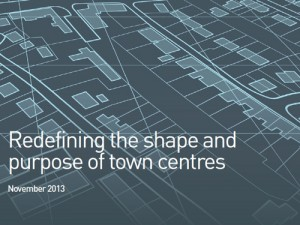 A new report on the future of Britain's town and city centres