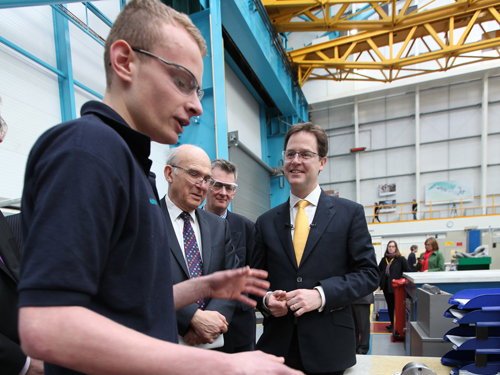 Investing in apprenticeships and boosting youth employment have been key Lib Dem priorities in government