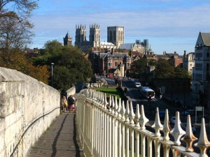 York from City Walls