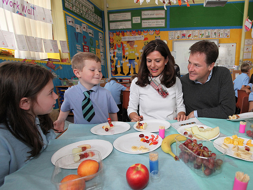 Free School Meals for all will ensure a healthy meal for all primary school children
