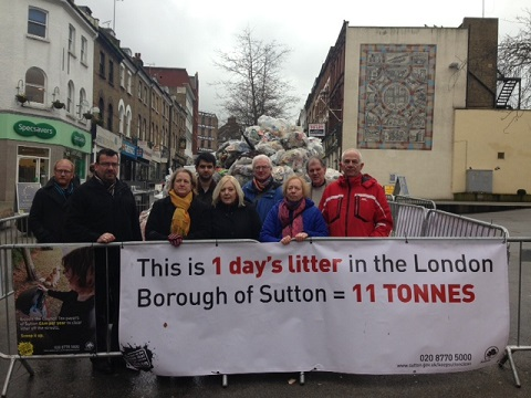 Build-Up Blog: Campaigning for clean streets
