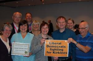Kirklees Overall Winners