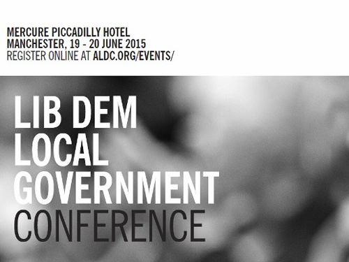 Lib Dem Local Government Conference – Final 'Early Bird' Weekend
