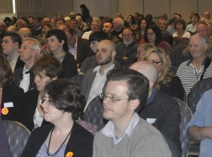 LGC Hustings Crowd (500 x 375)
