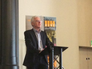 Leadership candidate Norman Lamb MP addresses the 2015 Lib Dem Local Government Conference