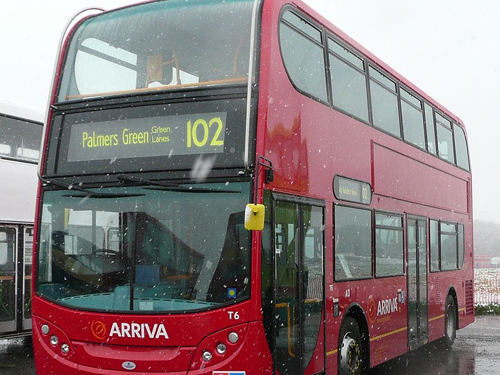 Sorry Not In Service - Challenges in bus service provision