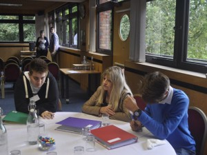 Sept Kickstart - Attendees from Stockport work on their local plan