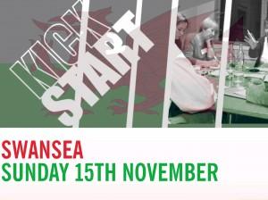 Welsh kickstart Swansea 15th Novemeber