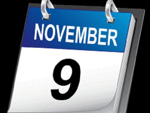 Six Month Rule Deadline on 9th November
