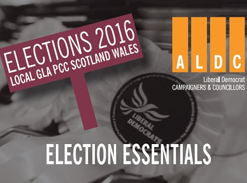 TEMPLATES: Election Essentials 2016