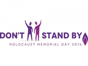 Wednesday 27th January 2016 is Holocaust Memorial Day