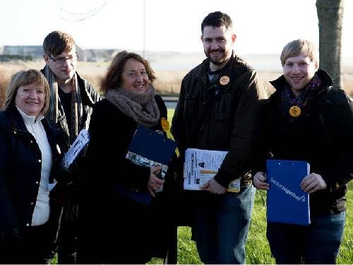 #TEAMLIBDEM active in Aberdeenshire East