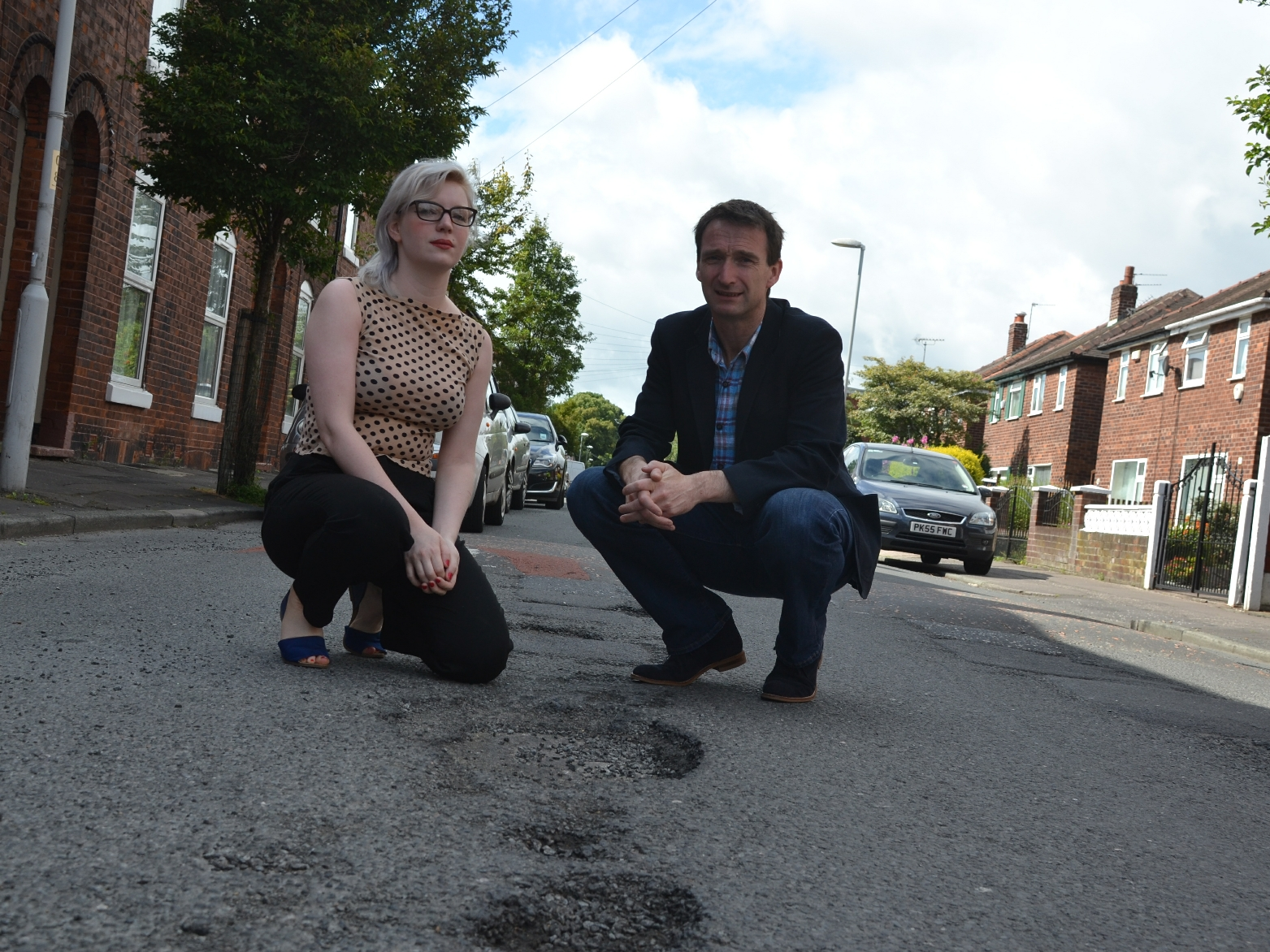 LDHQ Regional Template: Councils pay out thousands of pounds for pothole damage