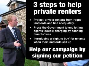 private renters