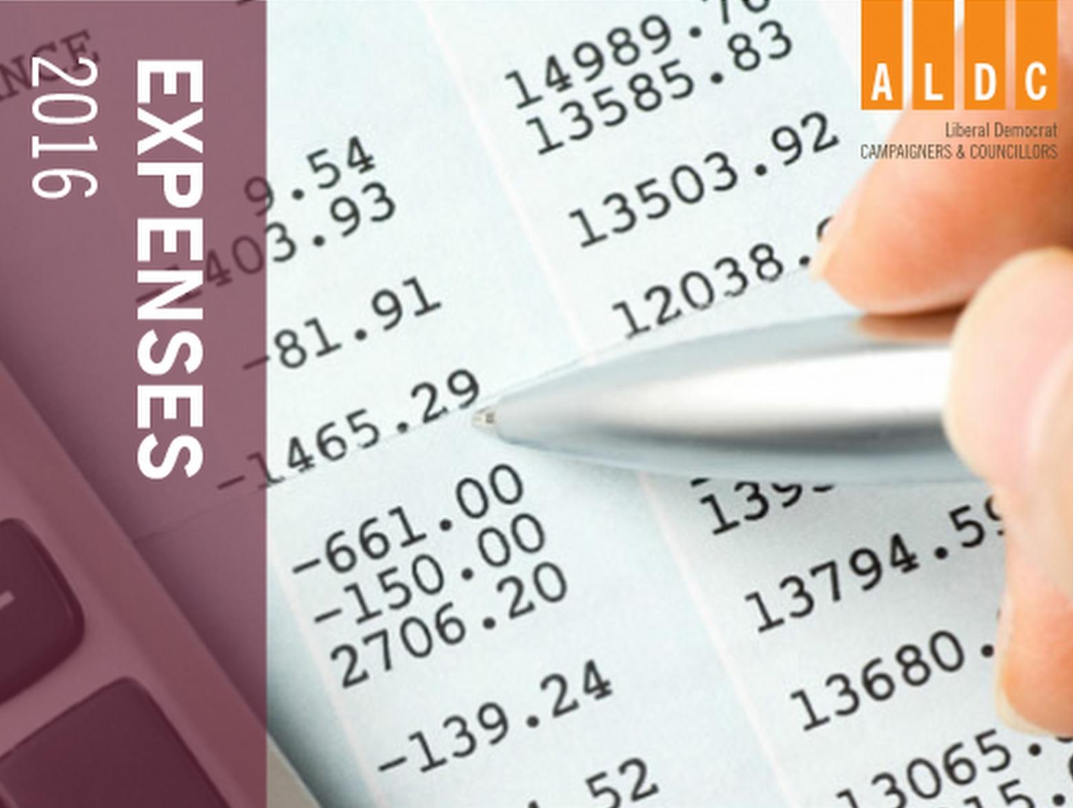Expenses 2016