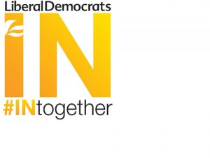 InTogether is the official Liberal Democrat campaign to remain in the European Union