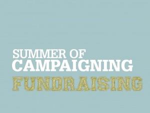 fundraising website