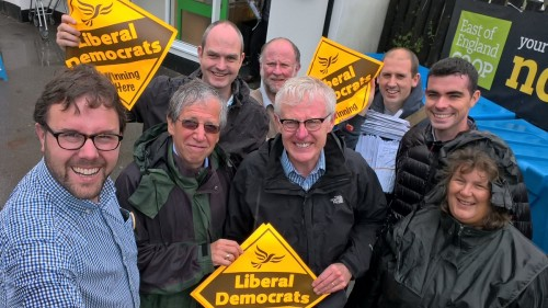 Astley Ward By-Election Win on Super Thursday