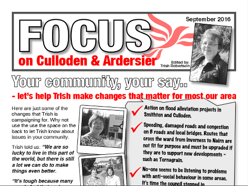Help the Lib Dem Highland fightback