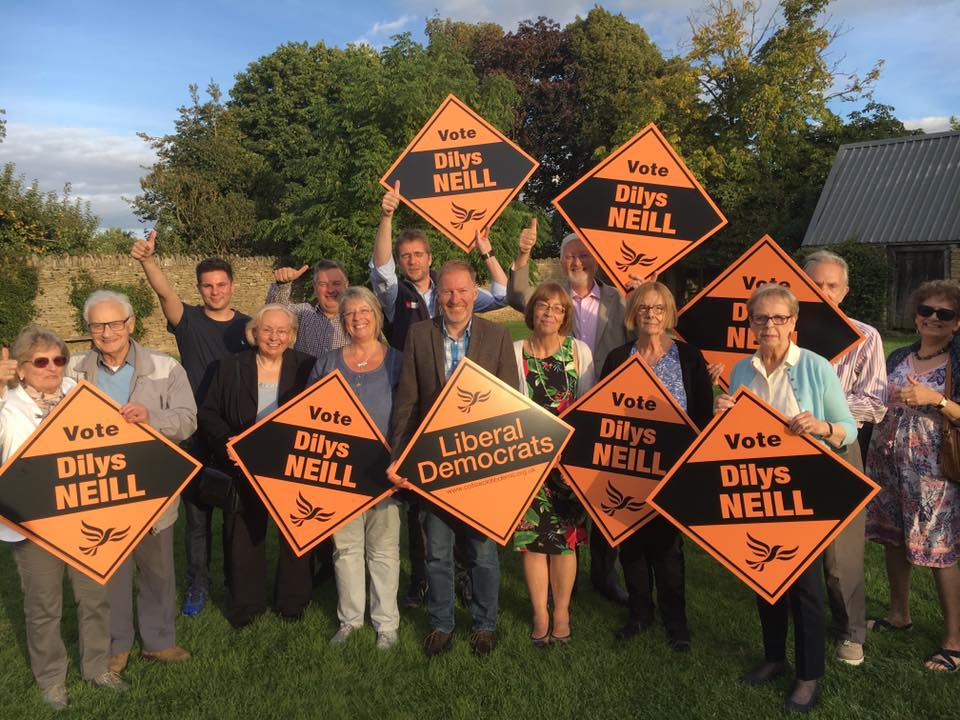 By-election Updates – 29th September 2016