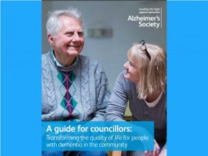 Alzheimer's Society Guide for Councillors