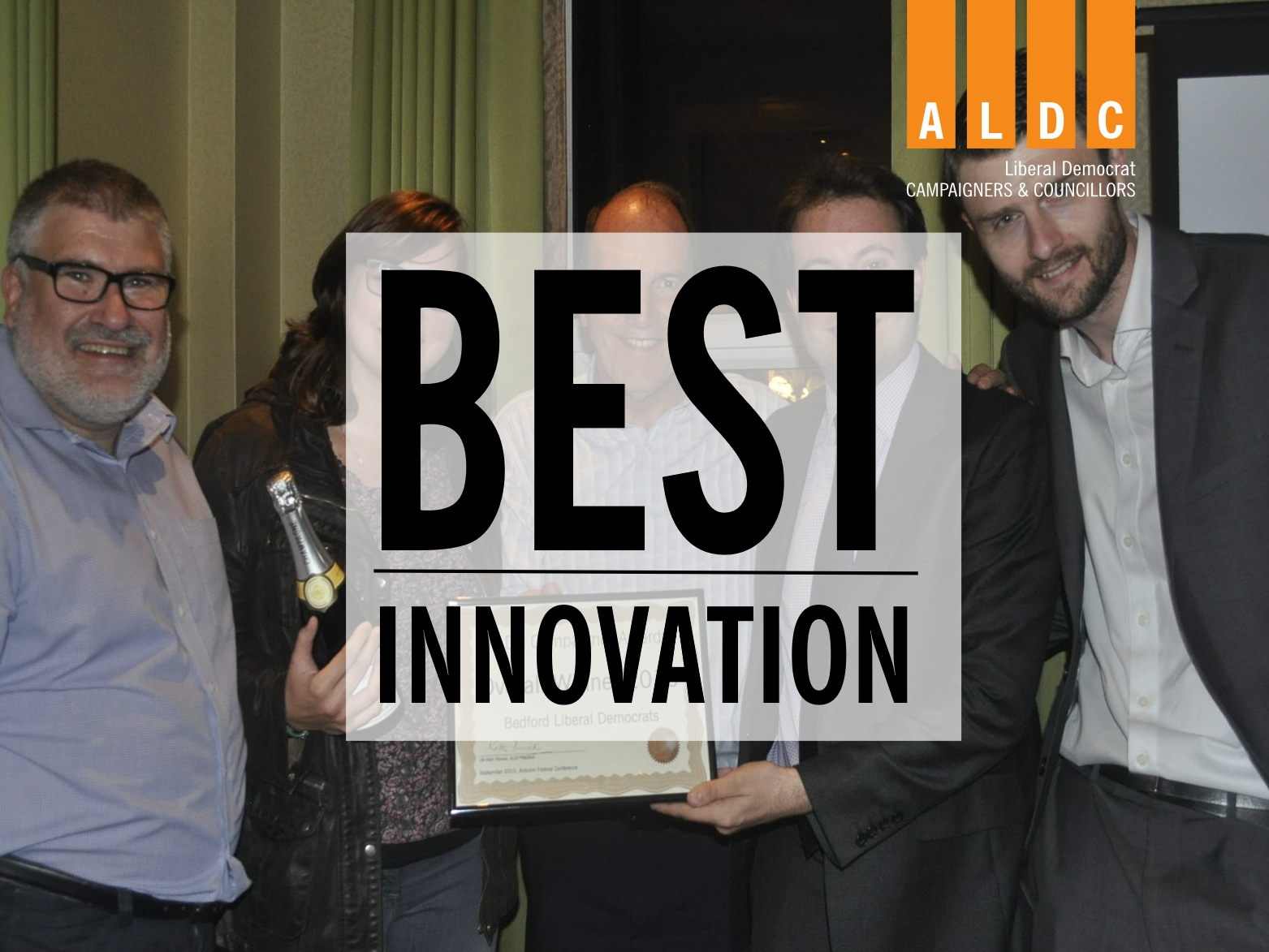 Campaigner Awards: Best Innovation