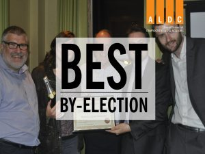 by-election award