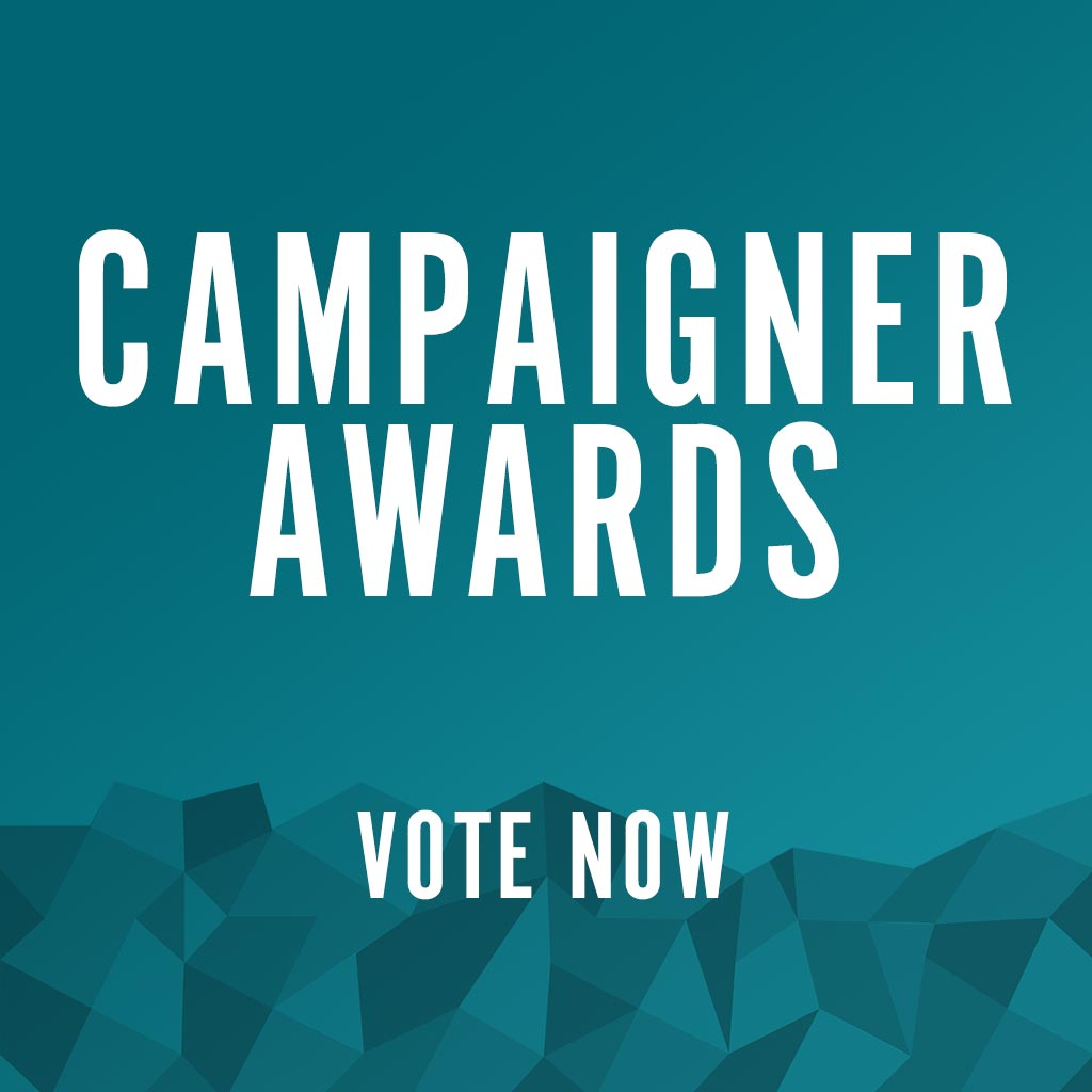 ALDC Campaigner Awards 2016 – Voting open