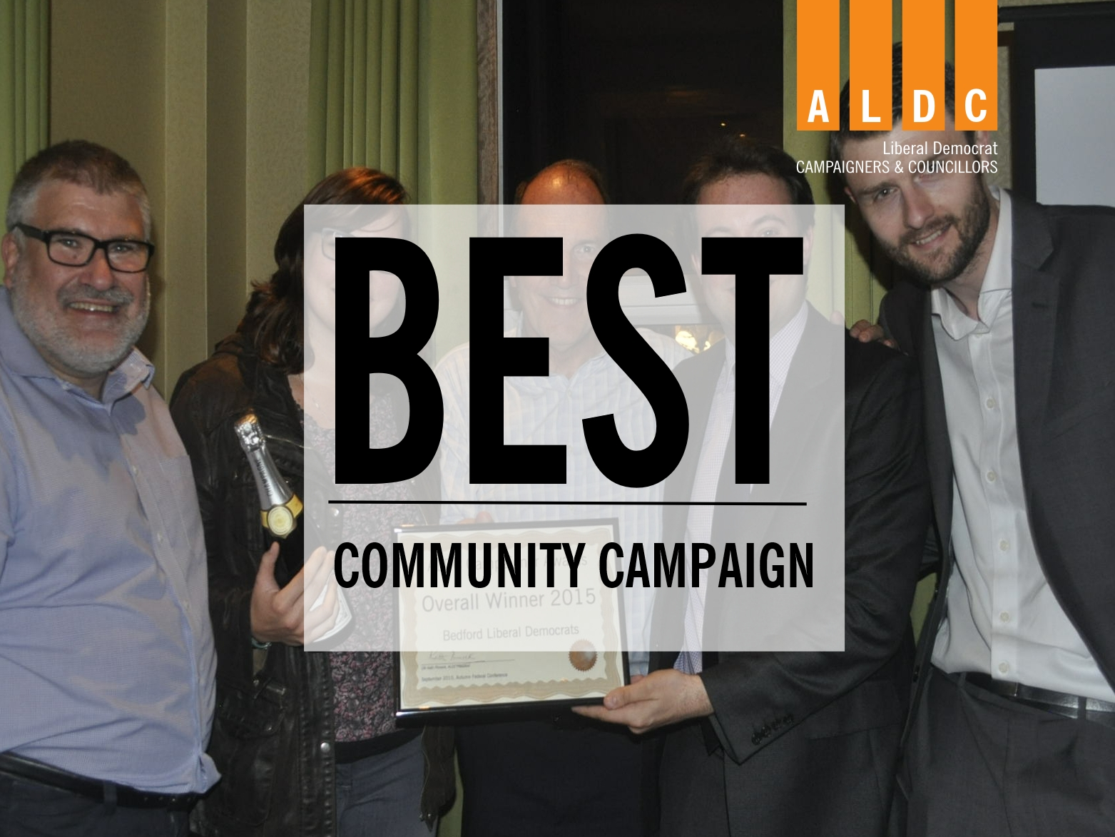Campaigner Awards: Best Community Campaign