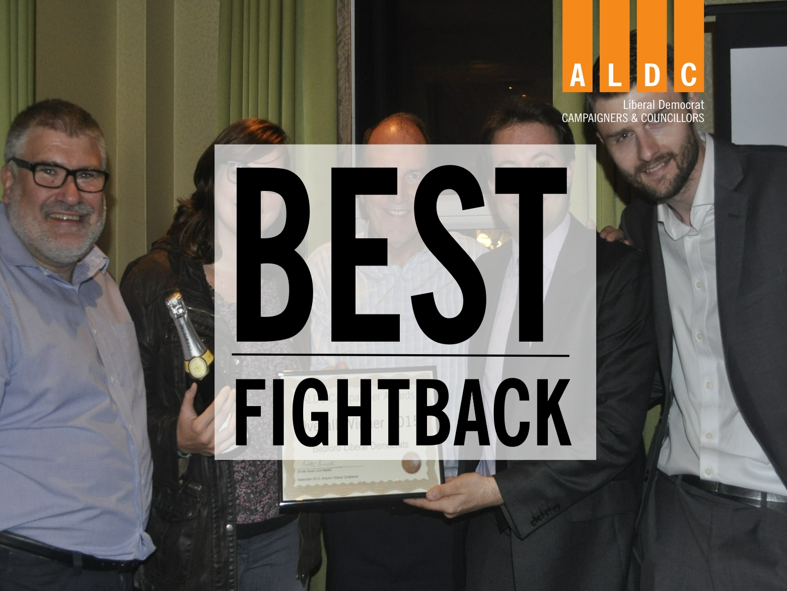 Campaigner Awards: Best fightback