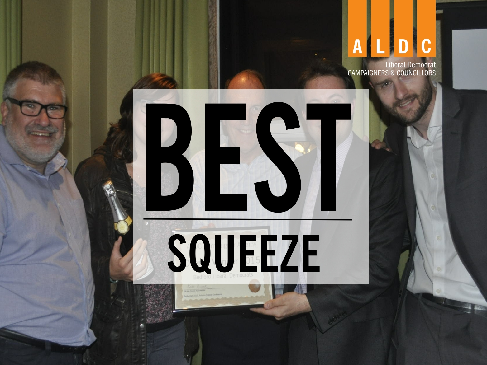 Campaigner Awards: Best Squeeze