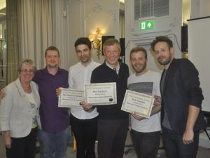 The Manchester team's breakthrough victory in Didsbury West earned them three Campaigner Awards this year