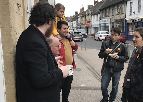 Build Up Blog: A report from the Witney by-election