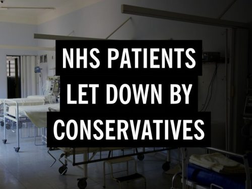 Autumn Statement – Conservatives Ignore Looming NHS Crisis