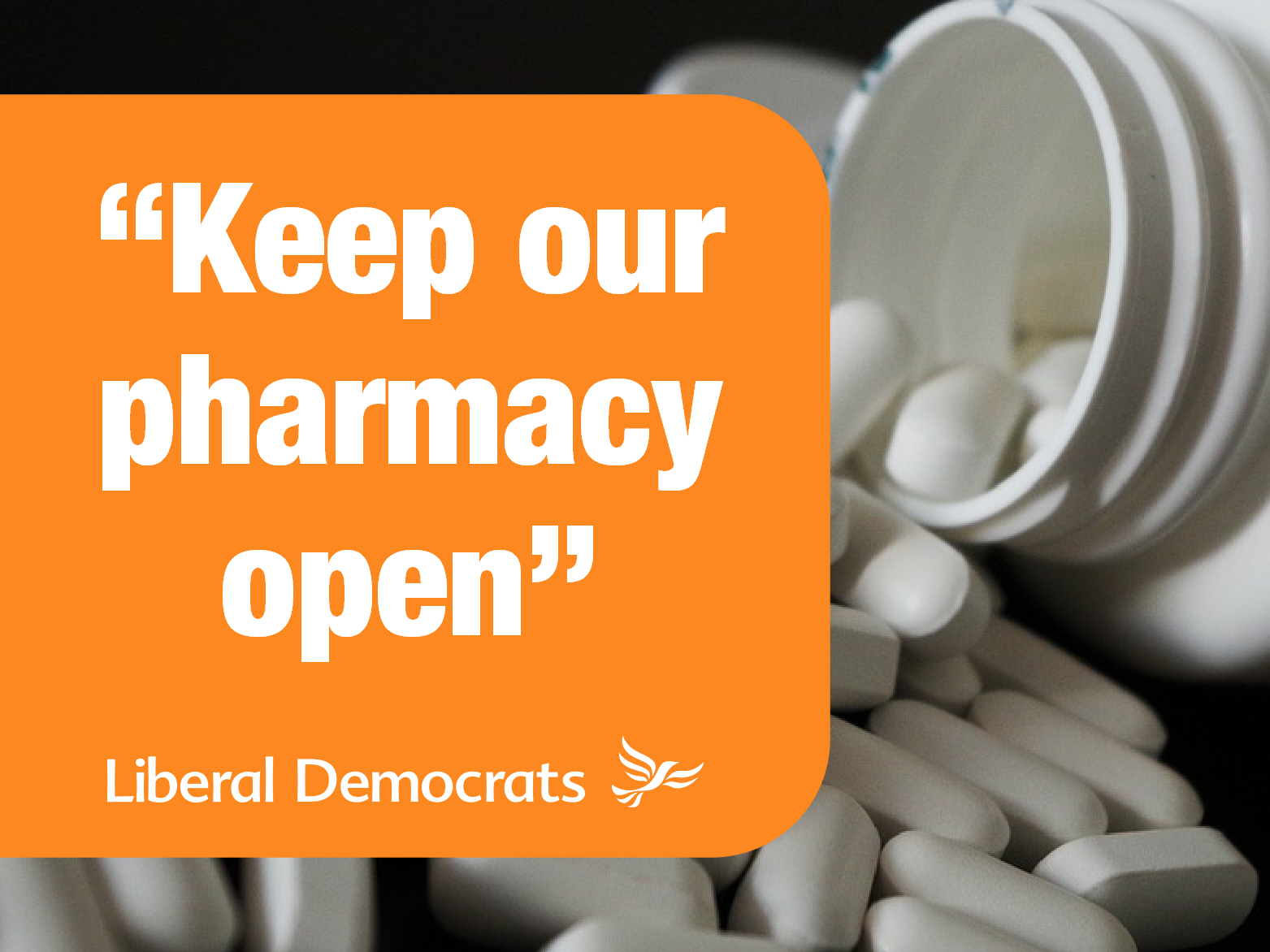 2016 – Campaigning on Pharmacies