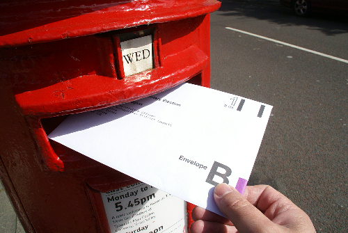 Postal Vote Recruitment