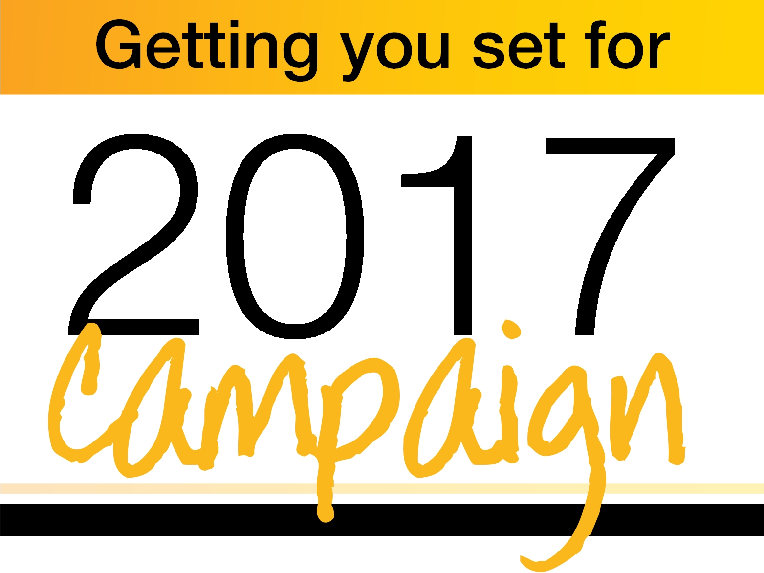 Election Templates 2017 – Get out the Vote Pack