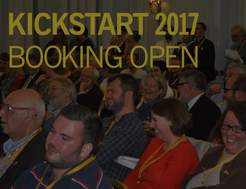 Kickstart 2017