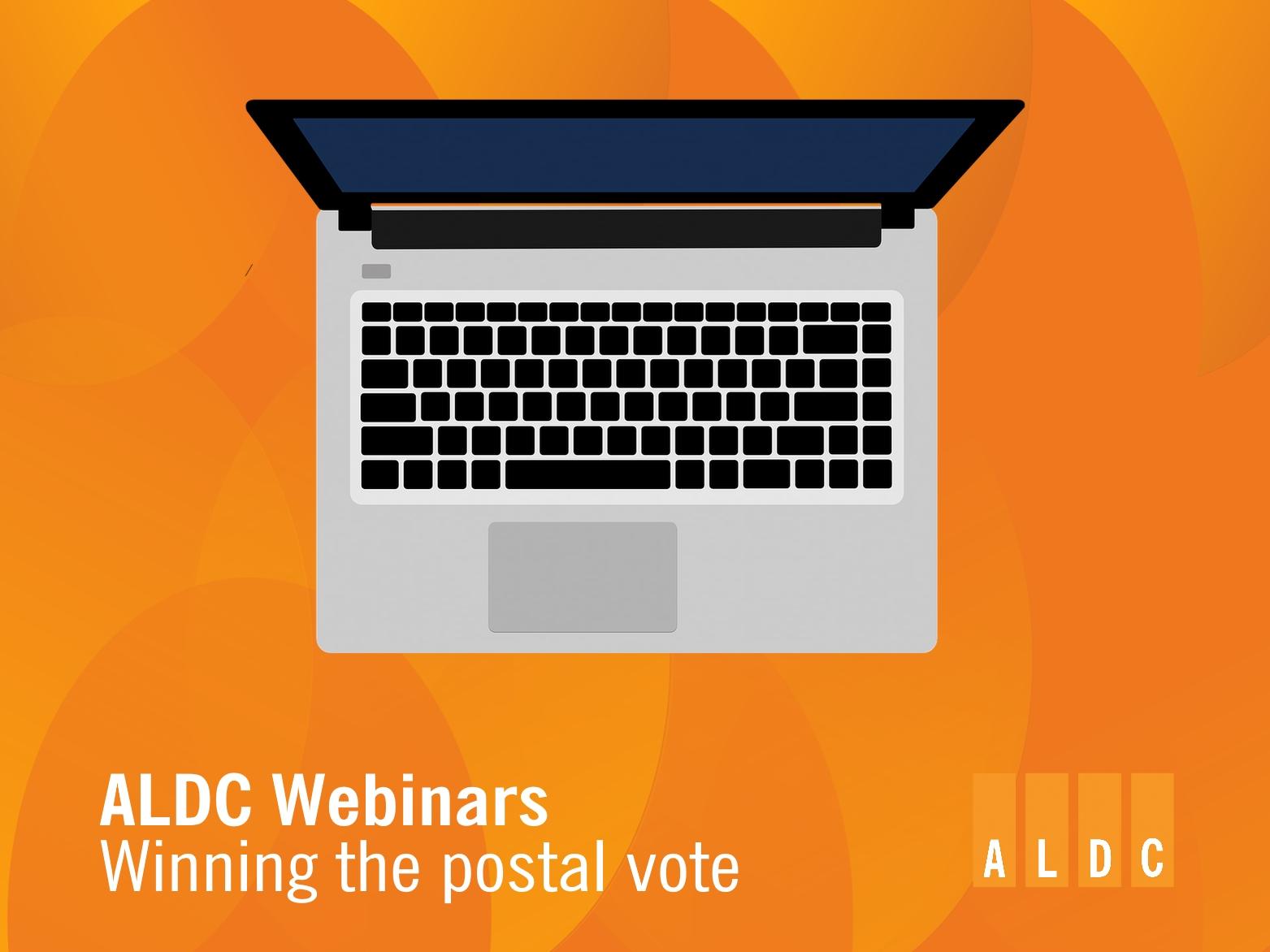 Sign up for ALDC webinars