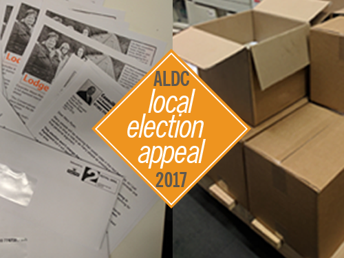 Local Election Appeal – we're halfway there!