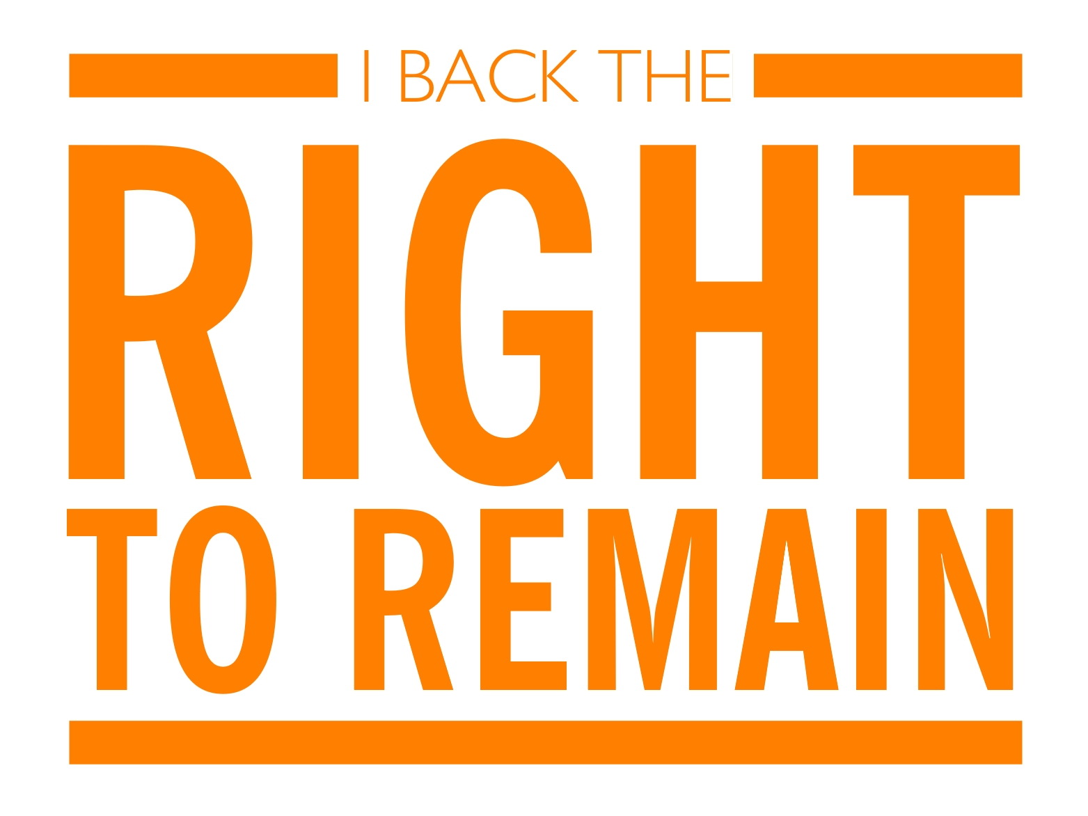 Template MyCouncillor post: Labour's 'Right to Remain' shambles