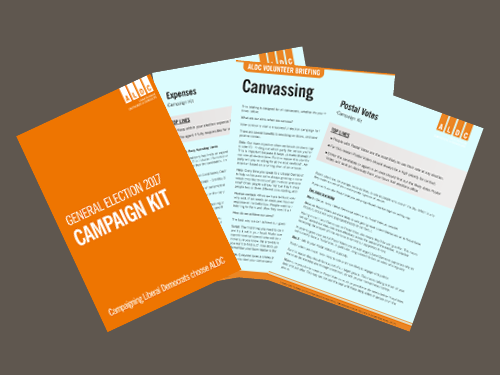 Important Elections Info + General Election 2017 Campaign Kit