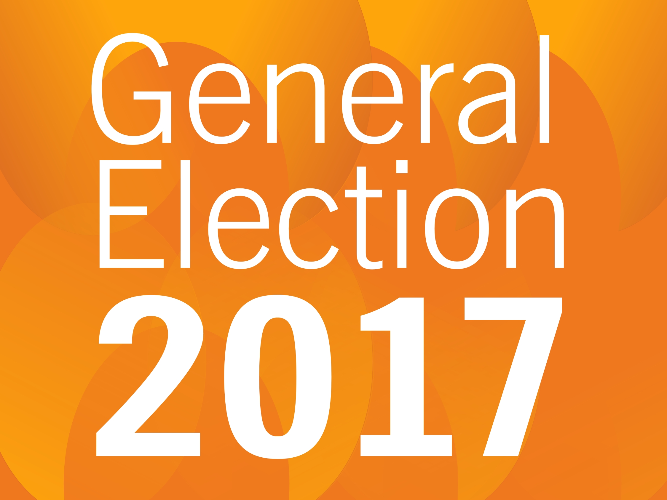 General Election Briefing – 31 May 2017