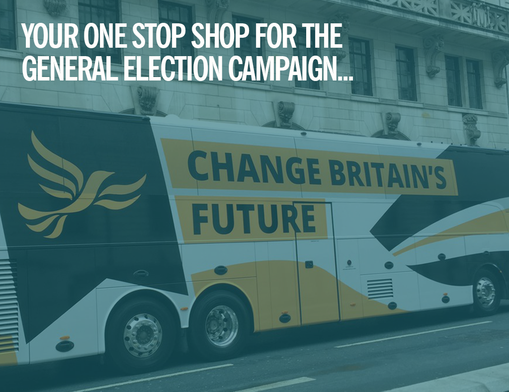 General Election 2017: your one stop shop